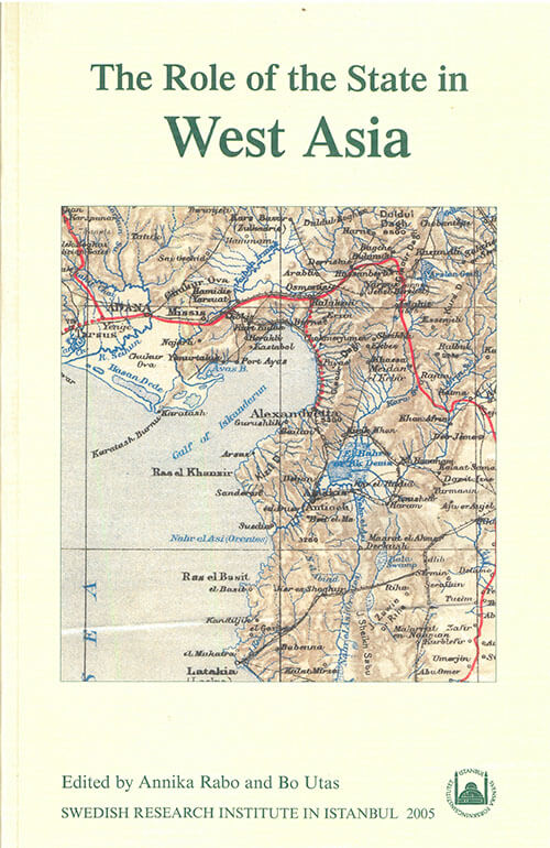 Vol. 14 (2005) The Role of the State in West Asia